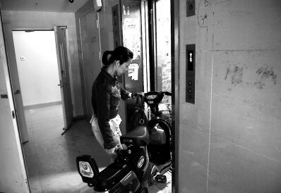 租房搬家需要忌讳挤占电梯