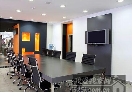 办公室风水布置之会议室设施的布置要点